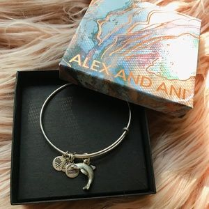 Alex and Ani • Dolphin